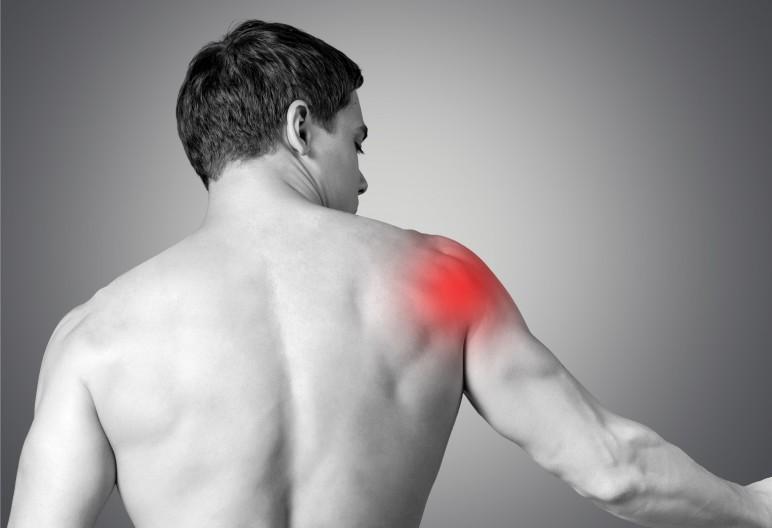 Shoulder, pain, painful.